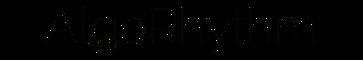 AlgoRhythm Logo